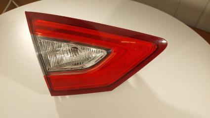 Фонарь внутренний (крышка багажника) задний левый Ford Fusion Titanium 2012