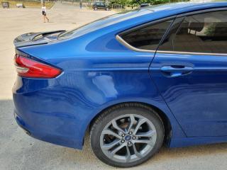 Четверть крыло задний правый Ford Fusion Se Hybrid 2017