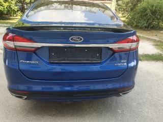 Крышка багажника задняя Ford Fusion Se Hybrid 2017