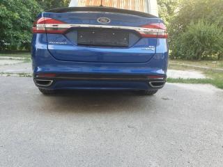 Бампер задний в сборе задний Ford Fusion Se Hybrid 2017