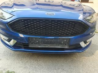 Решетка радиатора HYBRID передняя Ford Fusion Se Hybrid 2017