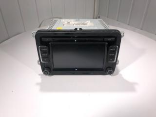 Магнитофон передний Volkswagen Passat B7 2014