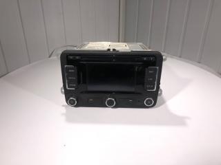 Запчасть магнитофон передний Volkswagen