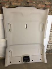 Обшивка потолка без люка беж Ford Fusion