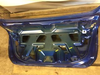 Крышка багажника задняя Fusion Se Hybrid 2017 Седан 2.0