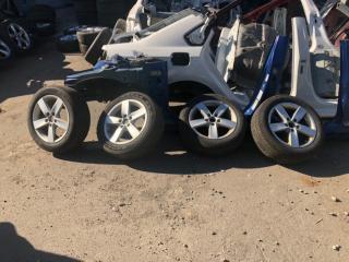 Диски с резиной Volkswagen Jetta 2011