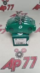 Запчасть тормозные колодки переднее Nissan GBrake GP01180 Дисковые