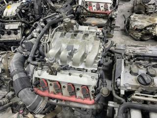 Запчасть двигатель в сборе с навесным Audi Q7 05/06/07/08