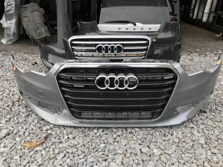 Бампер передний Audi A6 2012 год