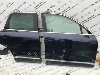 Дверь задняя правая Volkswagen Touareg 2012 год