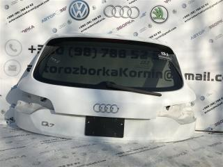 Крышка багажника задняя Audi Q7 2013 года
