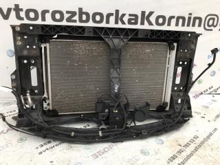 Запчасть кассета радиаторов передняя Infiniti Q50 2014 год