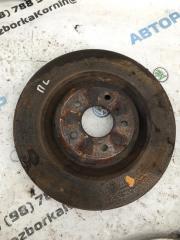 Тормозной диск передний левый Infiniti Q50 2014 год