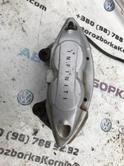 Суппорт тормозной передний правый Infiniti Q50 2014 год