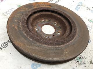 Тормозной диск передний правый Q50 2014 год 3.7L