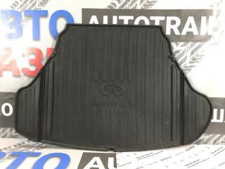 Полка багажника задняя Infiniti Q50 2014 год