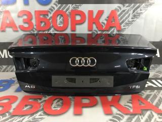 Крышка багажника задняя Audi A6 Ро
