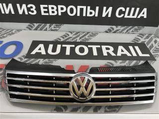 Решетка радиатора передняя Volkswagen CC
