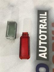Запчасть сигнальная лампа двери передняя левая Audi A7 2012 год