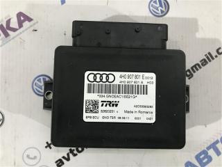 Блок управления парктрониками Audi A7 2012 год