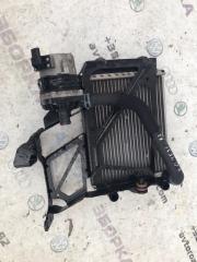 Радиатор охлаждения двигателя дополнительный Audi A7 2014 год