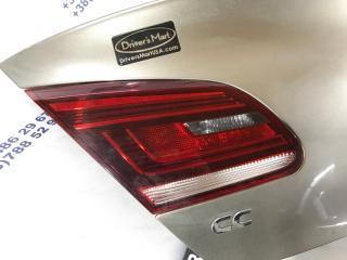 Стоп-сигнал Фонарь задний левый Volkswagen CC 2013 года
