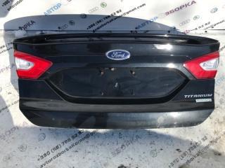 Накладка Багажника защита задняя Ford Fusion 2014 год