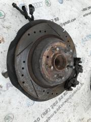 Тормозной диск задний левый Ford Fusion 2014 год