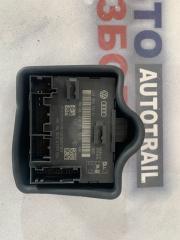 Блок управления дверьми передний левый Audi A7 2017 года