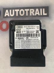 Блок управления подушками безопасности Audi A7 2017 года