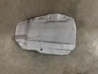 Защита днища кузова Volkswagen Touareg 2013