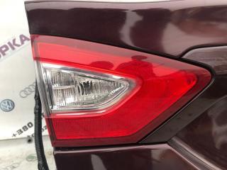 Стоп-сигнал Фонарь задний левый Ford Fusion 2013 года