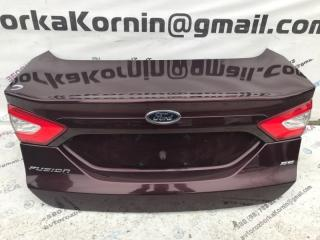 Крышка багажника задняя Ford Fusion 2013 года