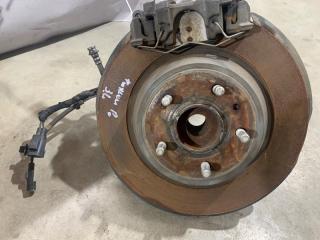 Тормозной диск задний левый Ford Fusion 2013 года