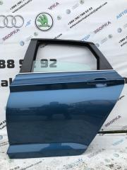 Дверь задняя левая Volkswagen Jetta 2019 год