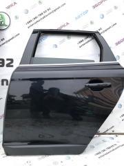 Дверь задняя левая Volvo XC60 2012 год