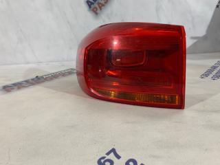 Стоп-сигнал Фонарь задний левый Volkswagen Tiguan 2013 год