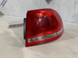 Стоп-сигнал Фонарь задний правый Volkswagen Touareg 2012 год