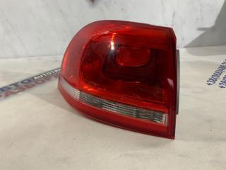 Стоп-сигнал Фонарь задний левый Volkswagen Touareg 2012 год