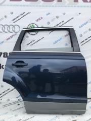 Дверь задняя правая Audi Q7 2013 год
