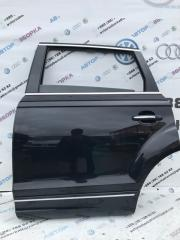 Дверь задняя левая Audi Q7 2011 год