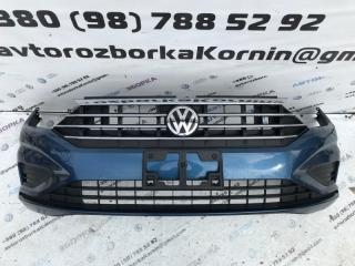 Бампер передний Volkswagen Jetta 2019 год
