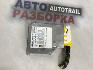 Блок управления подушками безопасности Audi Q7 2011 год