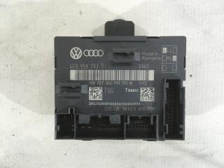 Блок управления двери Audi Q7 2011 год