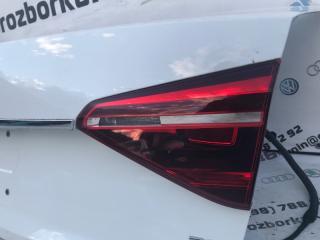 Стоп-сигнал Фонарь задний правый Volkswagen Passat 2017 год