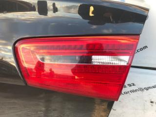 Стоп-сигнал Фонарь задний правый Audi A6 2012 год