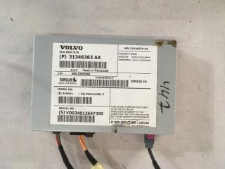 Блок управления навигацией Volvo XC60 2012 год