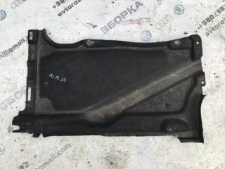 Защита днища кузова задняя левая Audi A7 2012 год