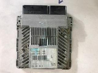 Блок управления двигателем Audi A7 2012 год