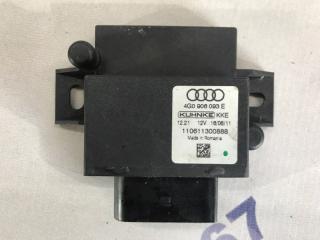 Блок управления топливным насосом Audi A7 2012 год